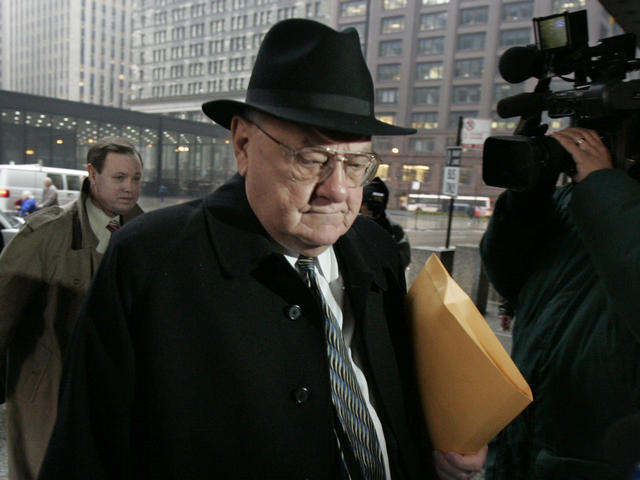 Supreme Court Rules Today on Convicted ex-Gov George Ryan's Pension
